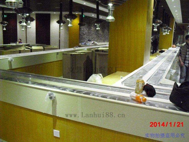五十米长旋转麻辣烫设备进货价多少钱