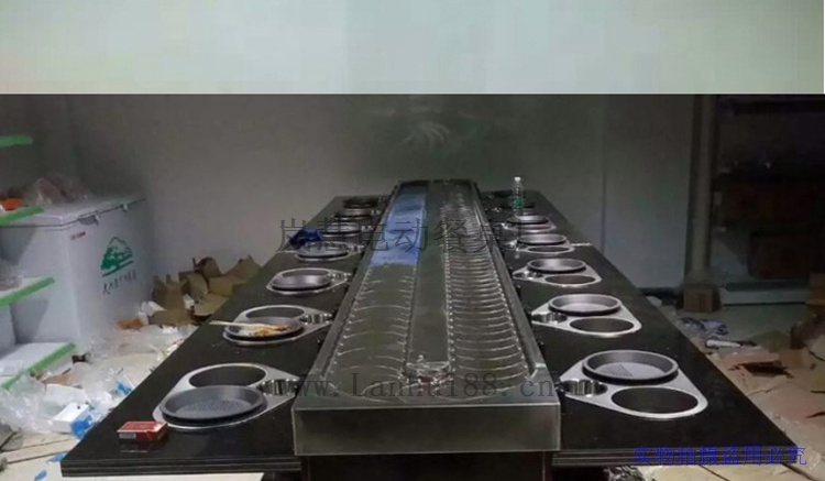 回转火锅传送带生产厂家卢湾区带烧烤