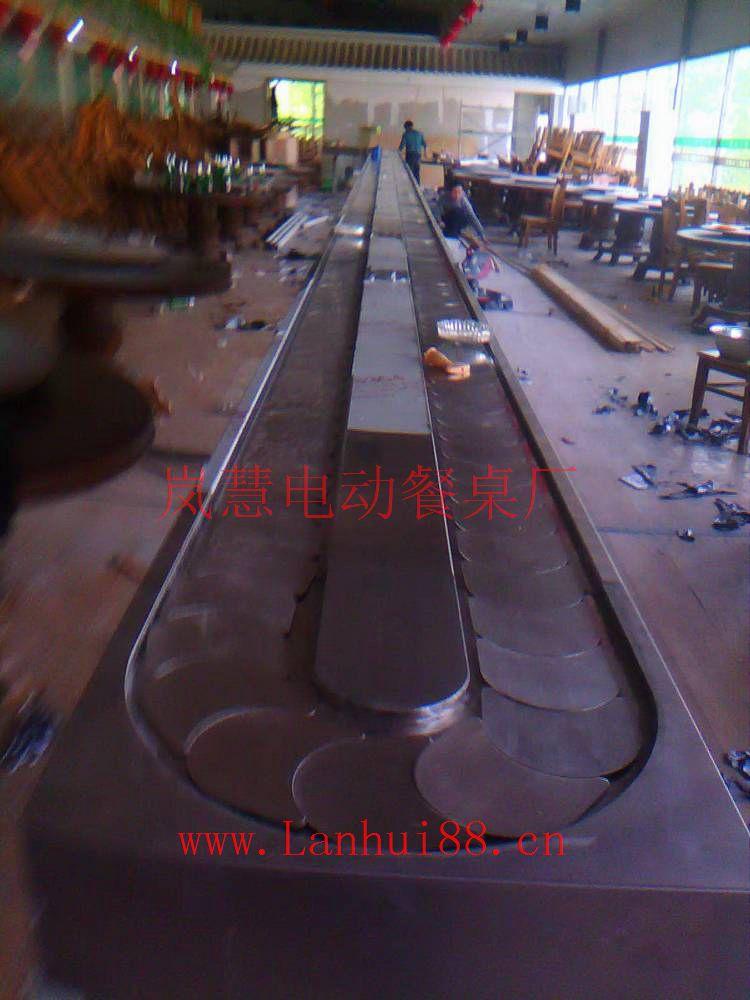 自动回转小火锅工厂直销价格/火锅回转设备厂家