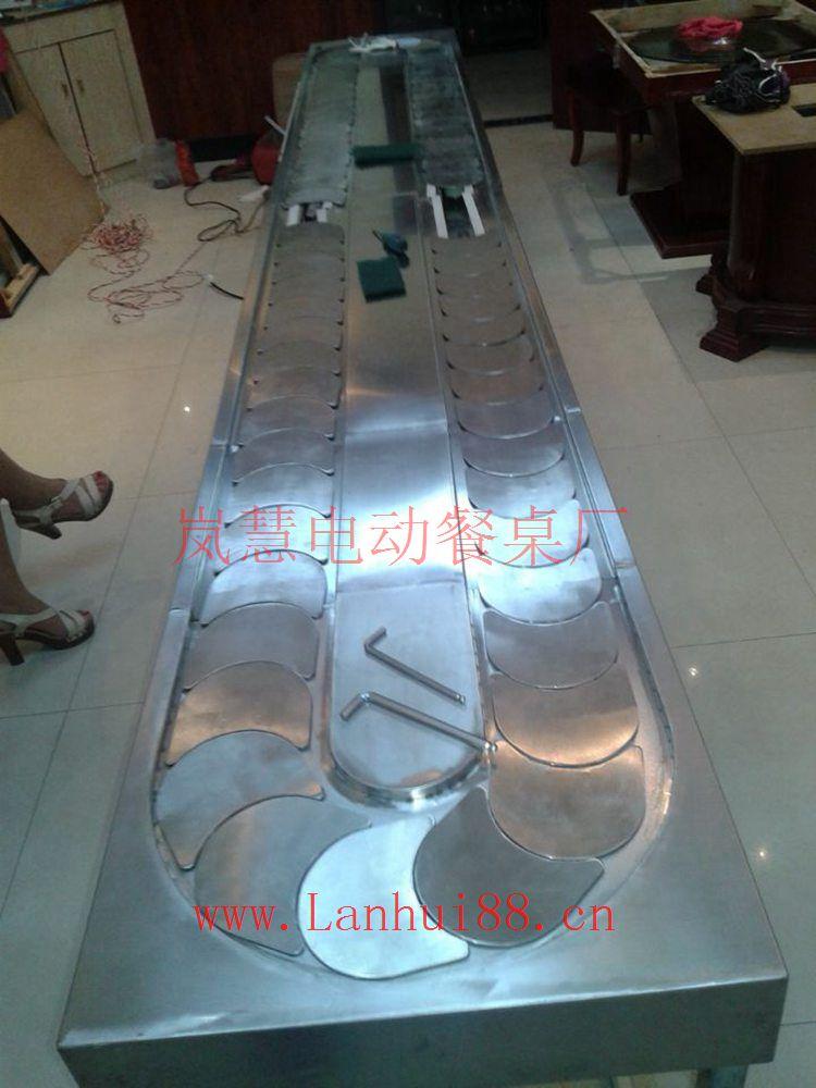 应城市、汉川市深圳回转火锅设备