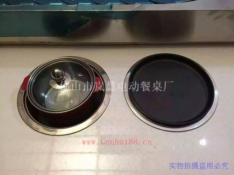 鸳鸯火锅涮烤一体设备价格