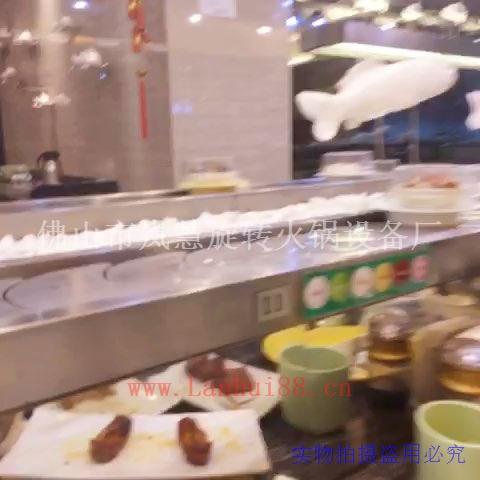 旋转寿司设备加盟多少钱