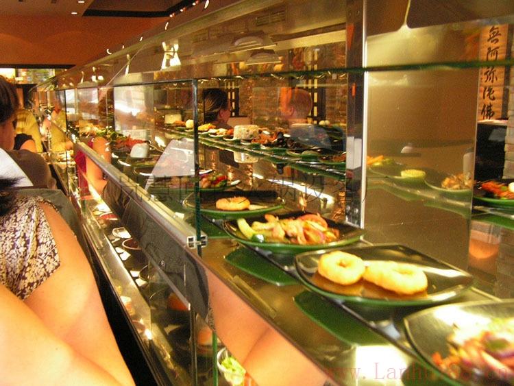 开发区旋转寿司厨具设备市场专卖