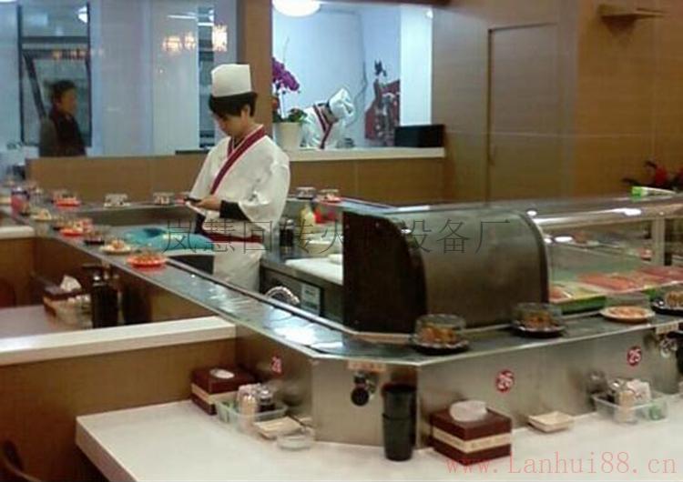 佛山旋转寿司店加盟多少钱一套