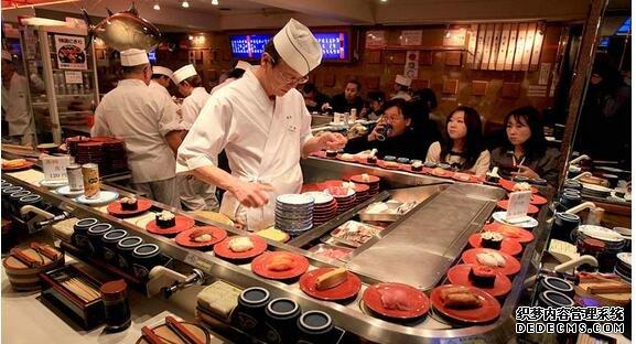 岚慧牌回转寿司旋转设备台全国供货