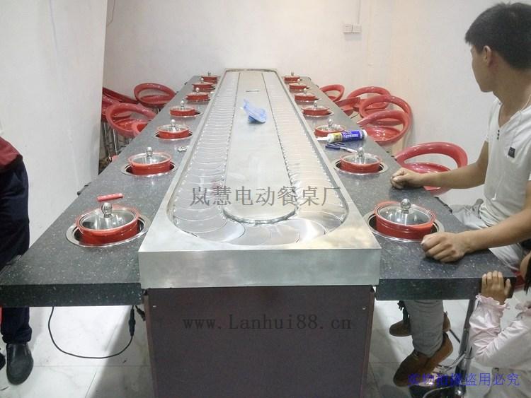 旋转小火锅自动设备订制