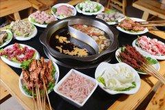 自助火锅健康吃法