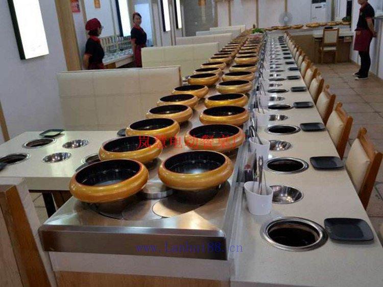 开一家转转小火锅的一年的利润能达到多少?