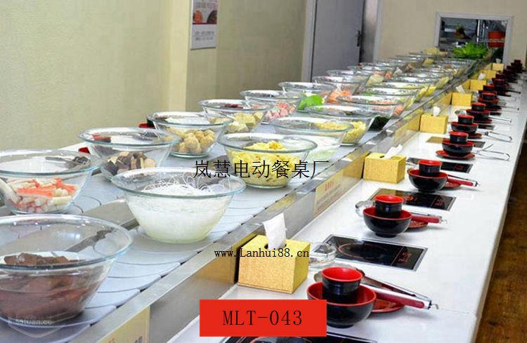 旋转小火锅的菜品应该怎么样存放