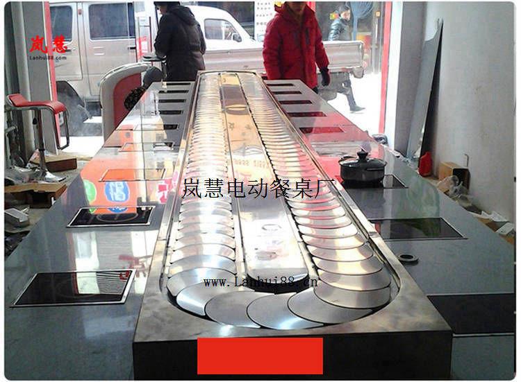 1.8米电动餐桌价格