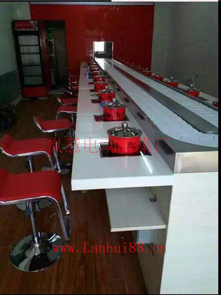餐厅电动餐桌桌子厂家