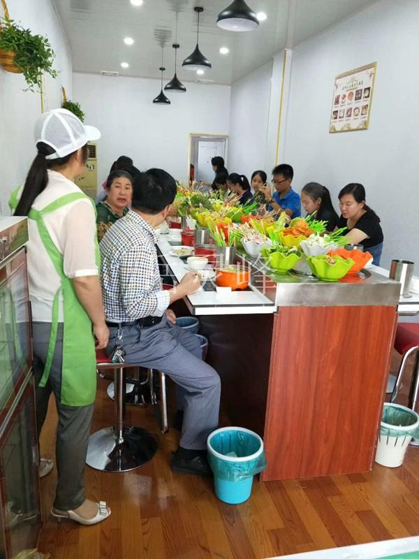 广州回转火锅设备厂家