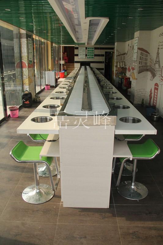 重庆回转火锅设备厂家