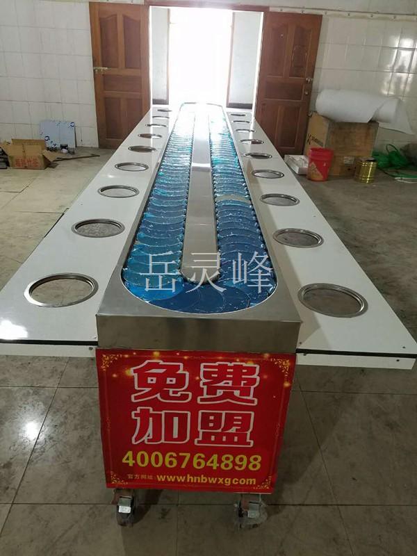 永州专业生产回转火锅设备