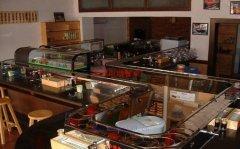 店面多少面积可以做旋转小火锅设备